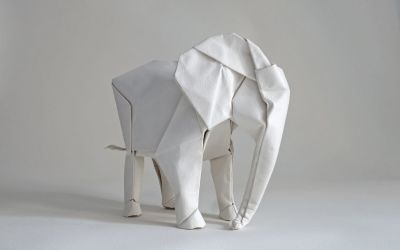 20 Beautiful and Intricate origami pieces of art