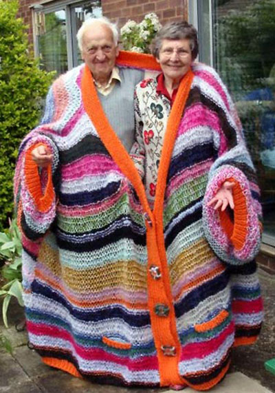 6 Giant Jumpers that will make you feel like you went on a diet