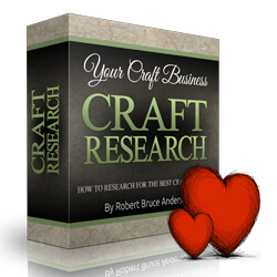 craft products that will sell well