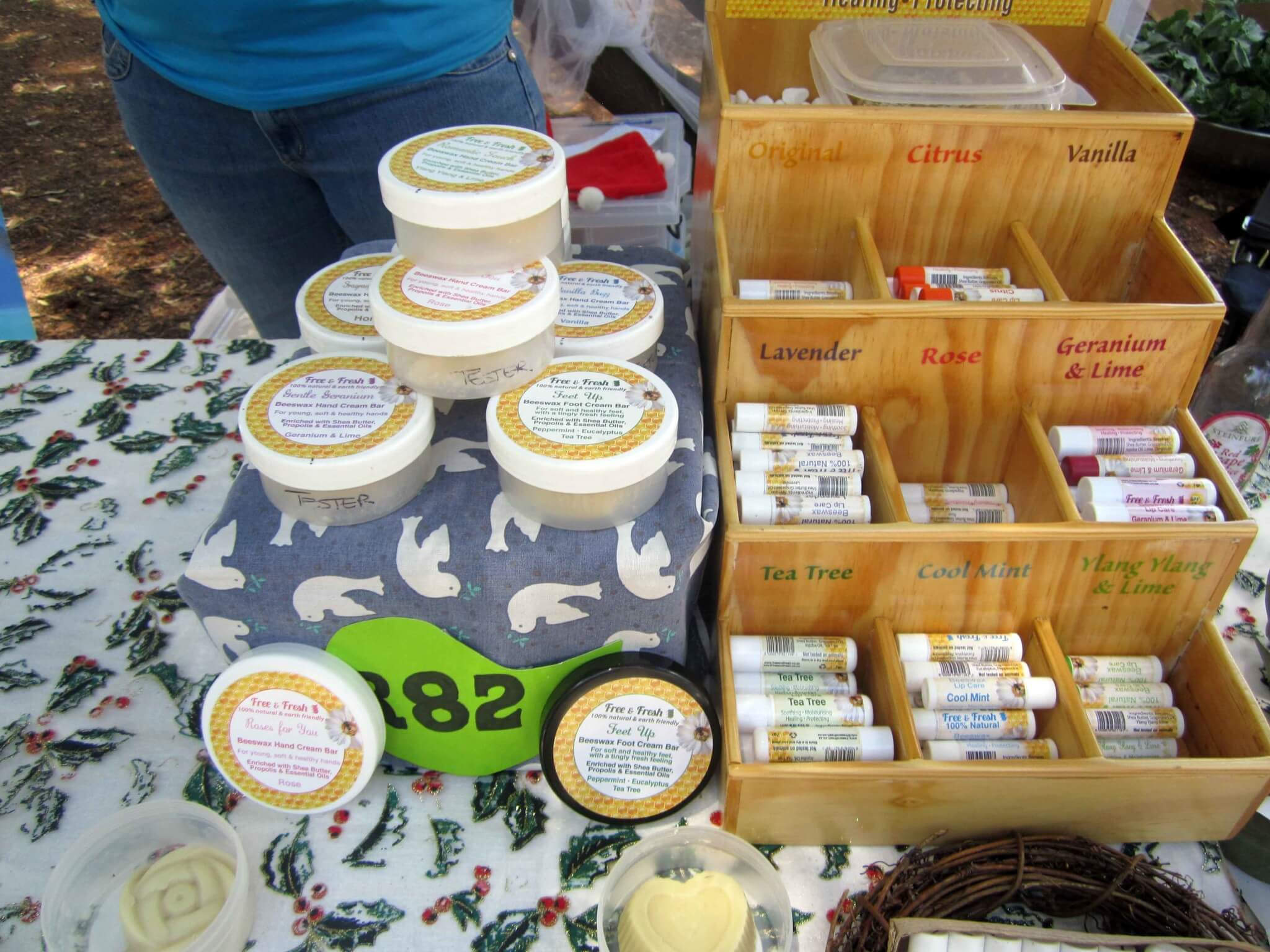 Fresh 2 you farmers market modderfontien crafts to for Crafts for selling at market