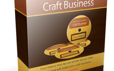 Your Own Crafting Business Course Freebie is Live
